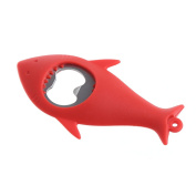 Onpiece Cute Silicone Bottle Opener Stainless Steel Beer Coke Juice Drink Bar Party Tool