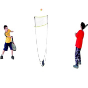 Portable Removable Badminton/Volleyball Net Set With Stand Carrying Bag for Outdoor Indoor Beach Sport