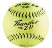 Dudley 28cm Composite NSA .52/275 Softball - Dozen 4E-063Y-DZ