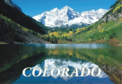Colorado Mountains, River, CO, Souvenir Magnet 2 x 3 Photo Fridge Magnet