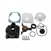 Water Pump Rebuild Kit,Outboard Water Pump Impeller Repair Kit for Johnson Evinrude 40 48 50 HP Outboard Motors 438592
