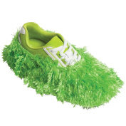 Robby's Fuzzy Shoe Covers- Lime, One Size Fits Most