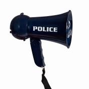Pretend Play Kids Police Megaphone with Siren Sound