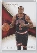 Derrick Rose #90/99 (Basketball Card) 2013-14 Panini Immaculate Collection - [Base] #51