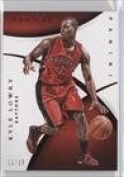 Kyle Lowry #21/25 (Basketball Card) 2014-15 Panini Immaculate Collection - [Base] - Red #88