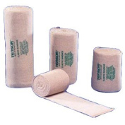 """""""Tensor Non-Sterile Elastic Bandages with Attached Clips 10cm """" x 4-1/2 yds."""""""