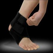 Compression Ankle Brace,SMYTShop Elastic Ankle Support Stabiliser Breathable for Running Basketball Ankle Sprain Men Women