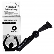 Volleyball Training Strap - Set Training Aid - Proper Setting hand placement - No Flat Hands