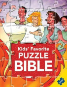 Kids' Favorite Puzzle Bible