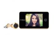 Prstech® Doorcam Dc2 Lcd Digital Peephole For The Door, Big Screen 8.9cm , For