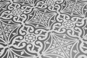Sample Of Devon Stone Grey Feature Floor Tile 33x33cm