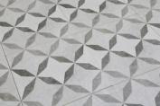 Sample Of Devon Concrete Feature Floor Tiles 33x33cm