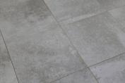Sample Of Devon Concrete Mid Grey Base Floor Tiles 33x33cm