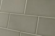 Sample Of Crackle Glaze Portobello Road Subway Wall Tiles 7.5x15cm
