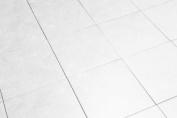 Sample Of Vintage Patchwork White Base Tiles 24x24cm