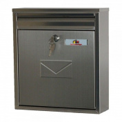 Home Design Hdm 300 Inox Stainless Steel Mailbox