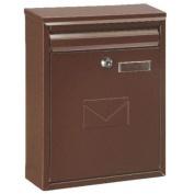 Home Design Hdm-300 Steel Key Lock Dual Access Mailboxes
