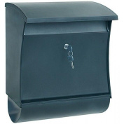 Home Design Hdm-110 Pvc Mailboxes With Newspaper Holder