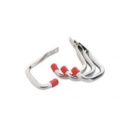 Universal Hook 7cm Galvanised/ Red Tip St8001d