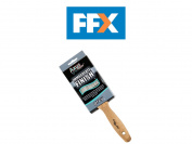 Axus Decor Axu/bg3 Grey Immaculate Finish Paint Brush 3in - 76mm