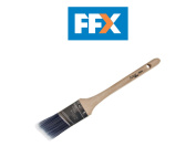 Axus Decor Axu/bba15 Blue Pro Precision Angled Cutter Paint Brush 1.5in - 38mm