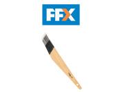 Axus Decor Axu/bgf38 Grey Angled Fitch Brush 38mm