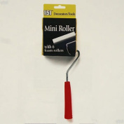 151 Mini Roller With 6 Foam Rollers - For Painting Decorating