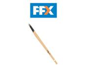 Axus Decor Axu/bgf13 Grey Angled Fitch Brush 13mm