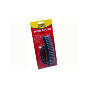 Fit For The Job Grip Handled Wire Brush Fsat001