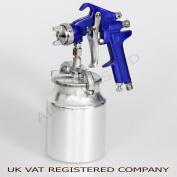 221265 High Pressure Car Truck Furniture Air Paint Spray Gun Suction Type 1.8mm