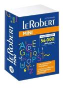Le Robert Mini Langue Francaises 2018 [FRE]