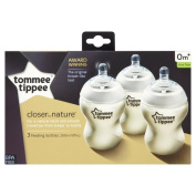 Closer To Nature 3 Pack Bottle 260ml