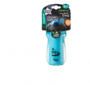 Closer To Nature Training Sippee Cup 260ml Blue