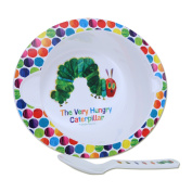 The Very Hungry Caterpillar Bowl & Spoon