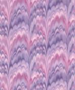 Rasch Portfolio Wallpaper 216516 Tie Dye Stripe Childrens Pink Lilac