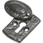 Kirkpatrick Antique Black Escutcheon 1490