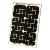 10w Photonic Universe Solar Panel For Motorhome, Caravan, Boat Or Any Other 12v