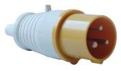Ind. Plug - 32a - 110v