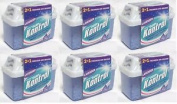 6 X Kontrol Mini Moisture Trap - Freshens Air And Absorbs Damp Lavender Scent