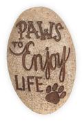 Angelstar Paws To Enjoy Life Pawsitive Pocket Stone
