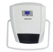 Triomph Wph - 20l Bathroom Heater With Towel Bar/lcd Display