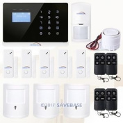 Homsecur Gsm+pstn Autodial Home Alarm System+ Door Sensor Inspection Function