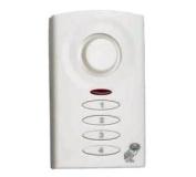 Defender Keypad Shed Alarm With Shock Sensor