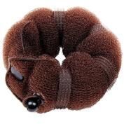 Sichun Beauty Buns 2 Pieces Magic Hair Styling Styler Twist Ring Former Shaper Doughnut Donut Chignon Bun Maker Clip Hair Curler Accessory Small & Large