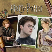 Harry Potter Official 2018 Calendar - Square Wall Format