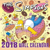 The Simpsons Official 2018 Calendar - Square Wall Format