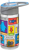 Vandor Sesame Street 410ml Tritan Water Bottle