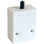 Push To Break Autoswitch Lighting Pressure Switch Eterna Xs63w Cupboard Door