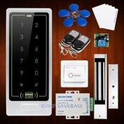 Waterproof Touch Keypad Id Access Control System+waterpr
