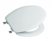 Rock Lorentina A801070004 Toilet Seat Hinges White